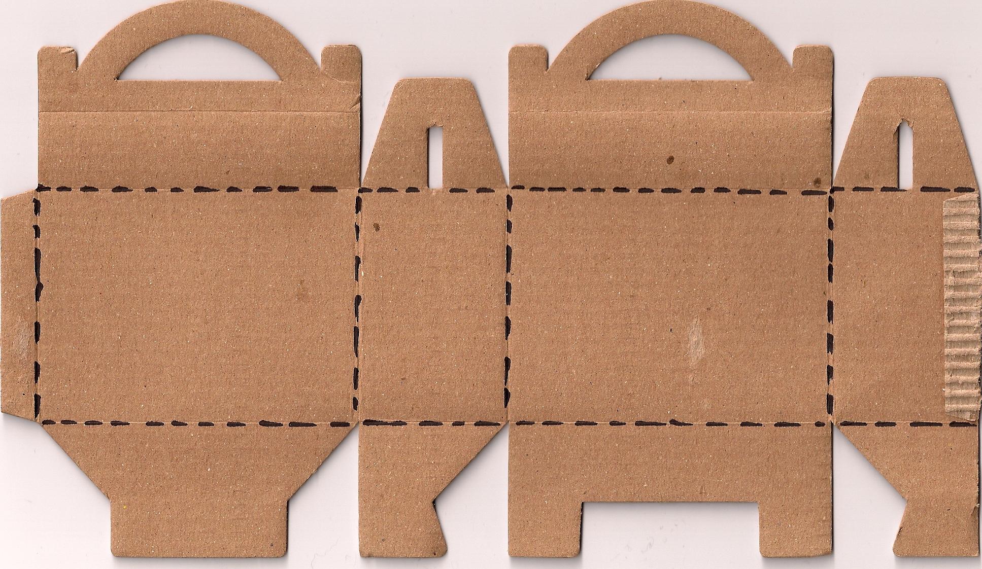 Comment Fabriquer Une Valise En Carton
